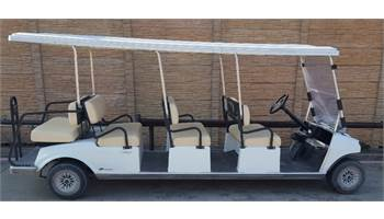 Club Car Villager Gas