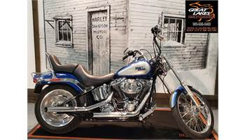 2009 SOFTAIL CUSTOM (EFI)