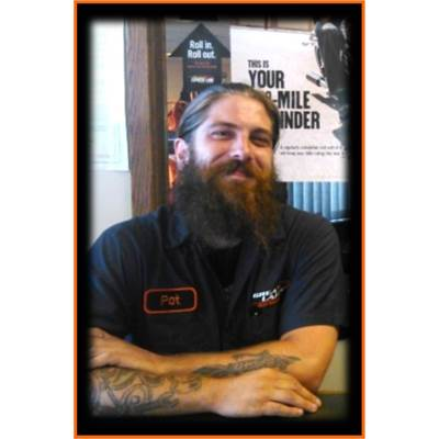 Pat Ensign - Service Manager, Warranty Claims