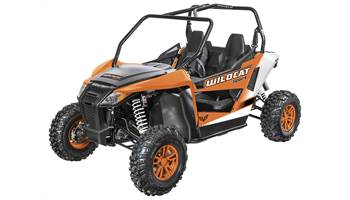 2018 WILDCAT SPORT XT  ORANGE