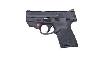 M&P 9 Shield w/crimson trace