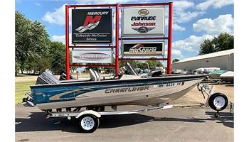2000 1600 Fish Hawk SC w/40hp