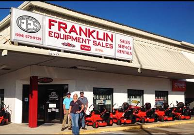 Franklin Equipment Sales Pic