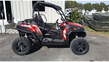 2017 ZFORCE 800EX EPS