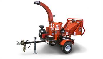 2019 X7 Brush Chipper