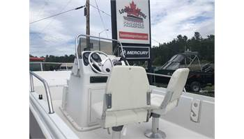 1999 Sailfish Centre Console 154 with Merc 90 Oil Injected