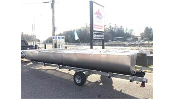 2018 Pontoon Boat Chassis Only