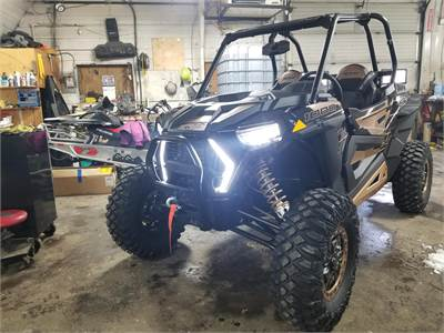 Brand New 2019 Polaris RZR 1000 XP Trails and Rocks Edition!!