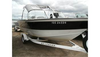 2002 KING 190 *BOAT PACKAGE*