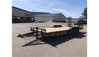 2020 20' Car/Equipment Trailer CC202