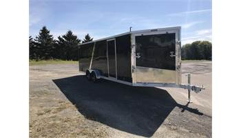 2020 27' V-Nose Sport Snowmobile Trailer