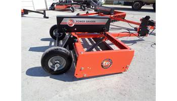 2018 40489 DR Power Grader Without Drag Screen