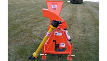 600PTO Gravity Feed Chipper