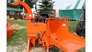 6210XT PTO Hydraulic Feed Chipper
