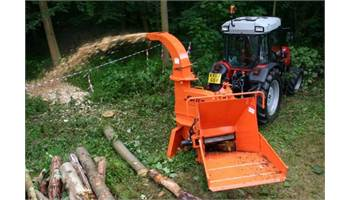 627XT PTO Hydraulic Feed Chipper