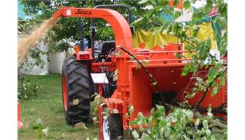 810PTO Hydraulic Feed Chipper