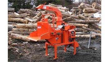 824PTO Hydraulic Feed Chipper