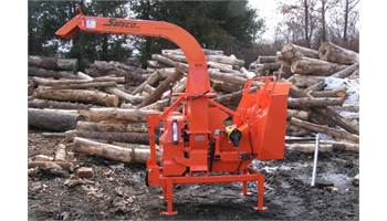 826PTO Hydraulic Feed Chipper