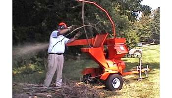 3-In-1 | Model 616 Chipper/Shredder/Vacuum