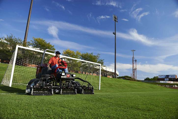 New Toro Sports Fields And Grounds Models For Sale Sti
