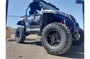 RAVAGER 1000 LT ZEUS Two Brothers Exhaust included!!! 95 HP! UPGRADED TIRES & WHEELS