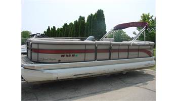 2008 Grand Majestic 250 RE Pontoon Boat