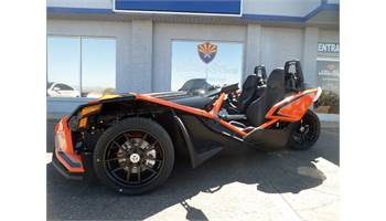 2018 SLINGSHOT SLR, 49 ST, ORANGE MADNESS