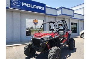 RZR XP TURBO EPS 168 MATTE SUNS RED - IBP