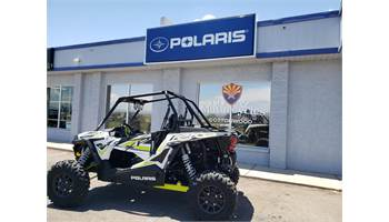 2018 RZR XP 1000 EPS WHITE LIGHTNING
