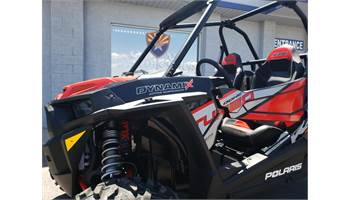 2018 RZR XP TURBO EPS WITH RIDE COMMAND AND LV