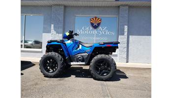 2018 SPORTSMAN 570 SP RADAR BLUE