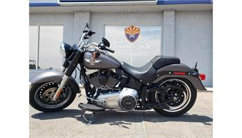 2015 Softail Fat Boy Lo