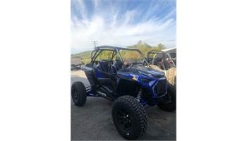 2019 RZR XP® Turbo S - Polaris Blue