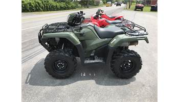 2015 FourTrax Foreman Rubicon 4x4 Auto DCT