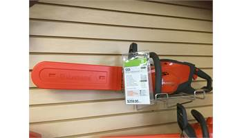 "2019 120I 14"" BATTERY CHAINSAW KIT"