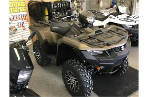 KINGQUAD 750 POWER STEERING SE+