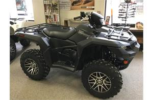 KINGQUAD 500 POWER STEERING BLACK SE+