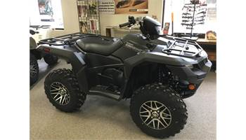 2019 KINGQUAD 500 POWER STEERING BLACK SE+