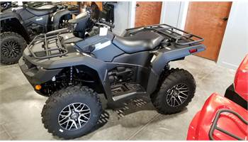 2019 KINGQUAD 750 POWER STEERING BLACK