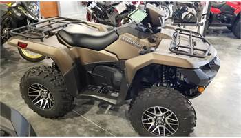 2019 KINGQUAD 750 POWER STEERING SE+