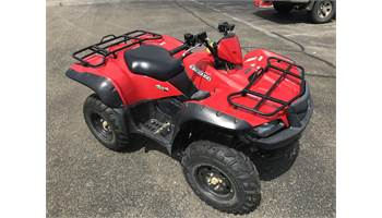 2013 King Quad 500AXi Power Steering