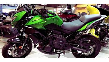 2015 VERSYS ABS