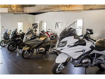 Wagner Motorsports BMW Showroom