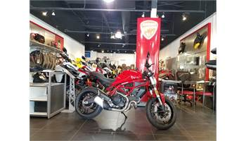 2017 Monster 797 - Red