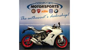 2018 SuperSport S - Star White Silk