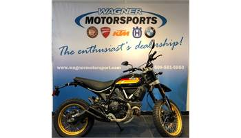2018 Scrambler Desert Sled Black Edition