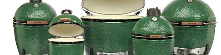 Big Green Egg-grills