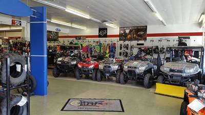 HRF showroom atvs