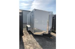 7' x 14' Enclosed Trailer 7ft tall interior