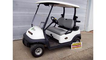 2014 2014 White Electric Club Car Precedent